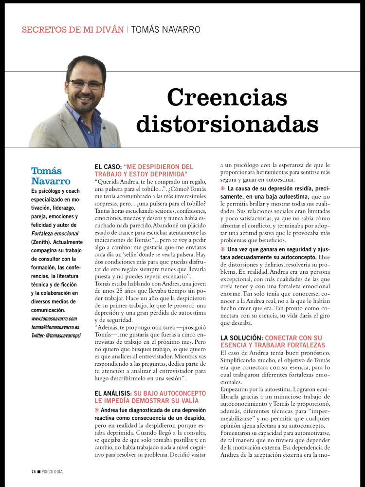 11 creencias distorsionadas page 1